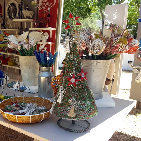 Spier Craft Market: Morris Chipamgura - Unit 6